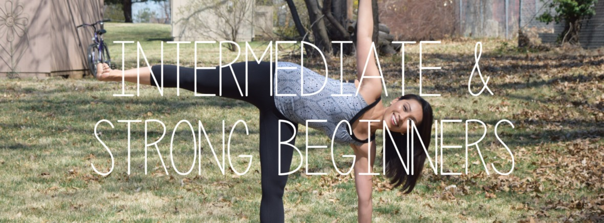 Intermediate and Strong Beginners – Yoga Upload