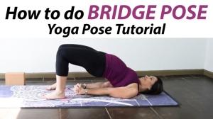Tutorial - Bridge Pose thumbnail 2